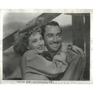 1940 Press Photo Ann Southern Actress - RRR86609
