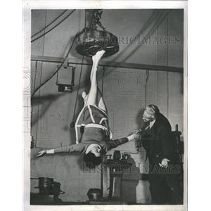 1957 Press Photo Animated Suspension - RRR13535