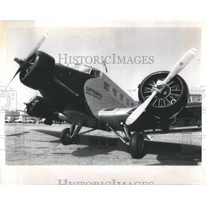 1990 Press Photo Lufthansa German Airlines Meigs