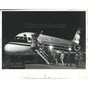 1978 Press Photo Trans World Airplane hijacked - RRR22577