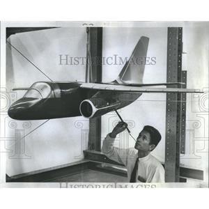 1970 Press Photo Navy S-3A Antisubmarine Warfare