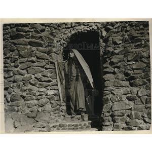 1926 Press Photo Jessie Arnold as Mary Magdelene in Pilgrimage Play - nez03515