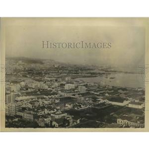 1935 Press Photo General View of Algiers, capital of Algeria - noz00298