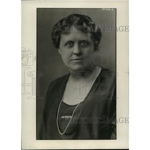 1925 Press Photo Ms Esther A Dunshee Chairman of Uniform Laws Concerning Women