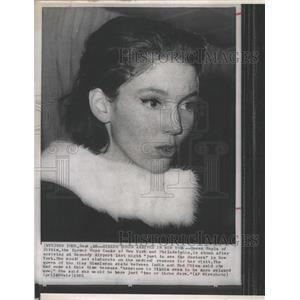 1965 Press Photo Queen Hopla Philadelphia Kennedy Hope