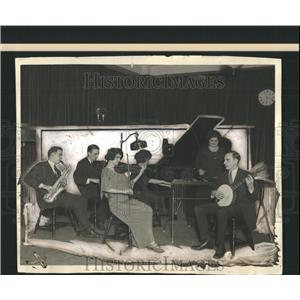 1920 Press Photo Rhea Dorothy Lynch Daily News Radio