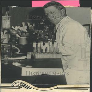 1931 Press Photo Dr. Severance Burrage, Denver