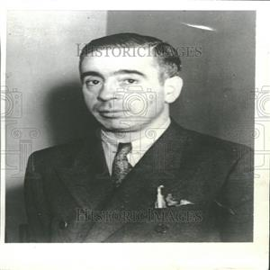 1934 Press Photo Francis J. Gorman Textile Strike