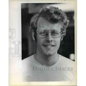 1979 Press Photo Randy Shoquist - ora82838
