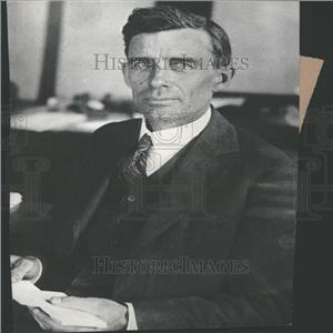 1929 Press Photo M.F. Coolbaugh expels son from school