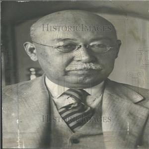 1931 Press Photo Count Hirotaro Hayashi