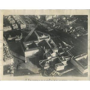 1929 Press Photo Vatican City