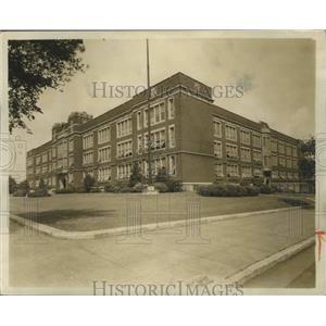 1943 Press Photo Phillips School in Birmingham, Alabama - abnz00447