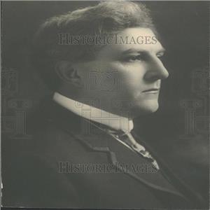 1924 Press Photo Edward Leach Grand Ruler Order Elks