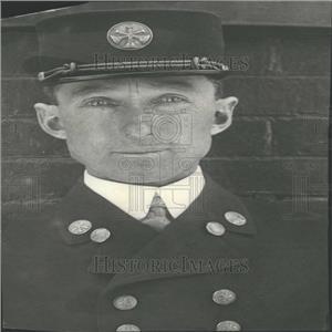 1928 Press Photo Chief Healey