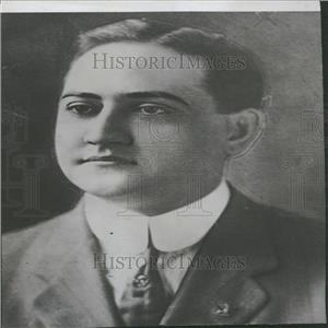 1915 Press Photo Exalted Ruler BPO Elks Nicholson