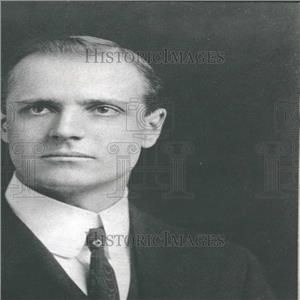 1906 Press Photo Latta Oklahoma Syndicate Gilliam