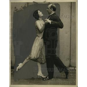 1926 Press Photo Arthur Murray & Claiborne Foster Dancing - neo03360