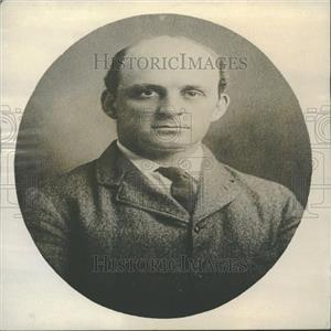 1909 Press Photo Mr Forbes graduate Harvard Class 1982
