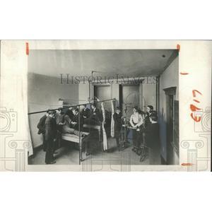 1902 Press Photo Northwestern University Medical Clinic