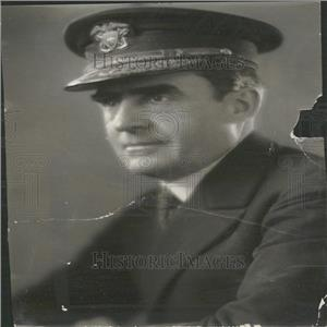 1932 Press Photo Rear Admiral Cary T Grayson