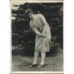 1930 Press Photo Helen Payson, Amateur Champion, to wed Philip Langdon Corson