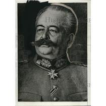 1932 Press Photo General Litzmann Oldest Member of German Reichstag - nem34806