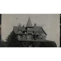 1916 Press Photo Charles Evan Hughes summer home - RRW78165