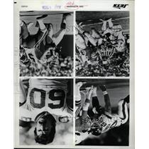 1996 Press Photo Dan Alexander New York Jets Tackle - RRX71253
