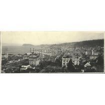 1914 Press Photo Astonia the Regatta City