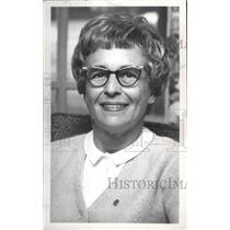 1964 Press Photo Mrs Harry Harper of Powder Puff derby