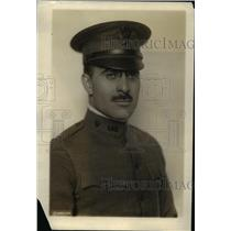 1910 Press Photo Col R.S. Cholmely-Jones New Head of War Risk Bureau - nem43437