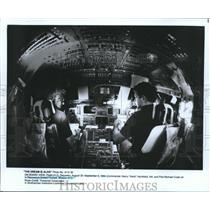 1986 Press Photo Commander Henry Hartsfield and Pilot Michael Coats Flight 41-D
