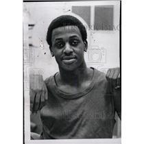 1971 Press Photo Michael Campanella New York Knicks - RRW80343