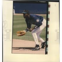 1994 Press Photo Seattle Mariners baseball player, Reggie Jefferson - sps10883