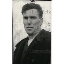1934 Press Photo Herb Smith Detroit Cooley High Coach - RRX38935