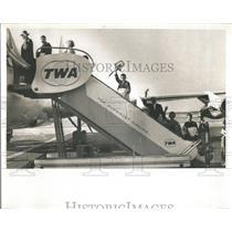 1965 Press Photo AVIATION PASSENGERS- RSA06033