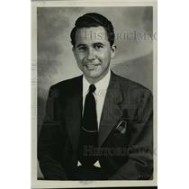 1945 Press Photo Alabama-Walter McCord Jr. Sports figure - abns00720