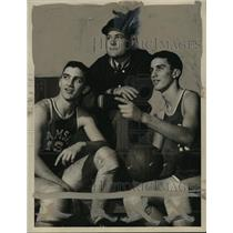 1948 Press Photo Alabama-Gene Feigelson,, Ed Eubanks, Charles Feigelson.