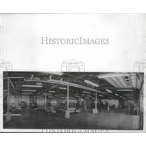 1968 Press Photo Remodeled United Airlines Cargo Terminal at Gen. Mitchell Field
