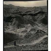 1923 Press Photo View Of Valley Of The Kings - RRX69707