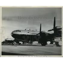 Press Photo Stored aircraft at Kelly Filed, San Antonio Texas - sba05524