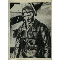1931 Press Photo German navigator Christian Johanssen