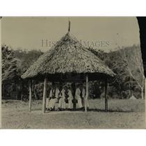 1924 Press Photo Raboul, New Britain. - nem47699