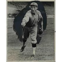 1928 Press Photo Sam Gray's pitching help keep St. Louis Browns in 3rd place