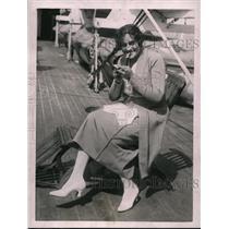 1921 Press Photo May Robson - cvp74888
