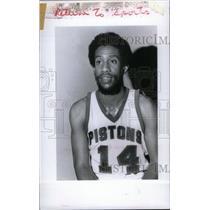 1977 Press Photo Detroit Pistons - RRX38701