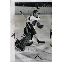 1962 Press Photo Glenn Hall hockey player - RRW73809