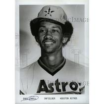 1979 Press Photo Houston Astros Enos Milton Cabell - RRW74493
