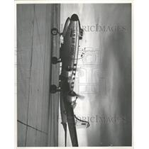 1966 Press Photo U.S. Air Force Cargo Plane Aviation - RRX93441